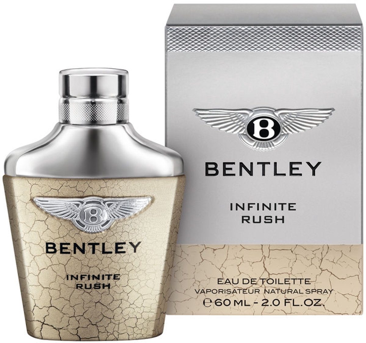 BENTLEY INFINITE RUSH EDT FLES 60 ML