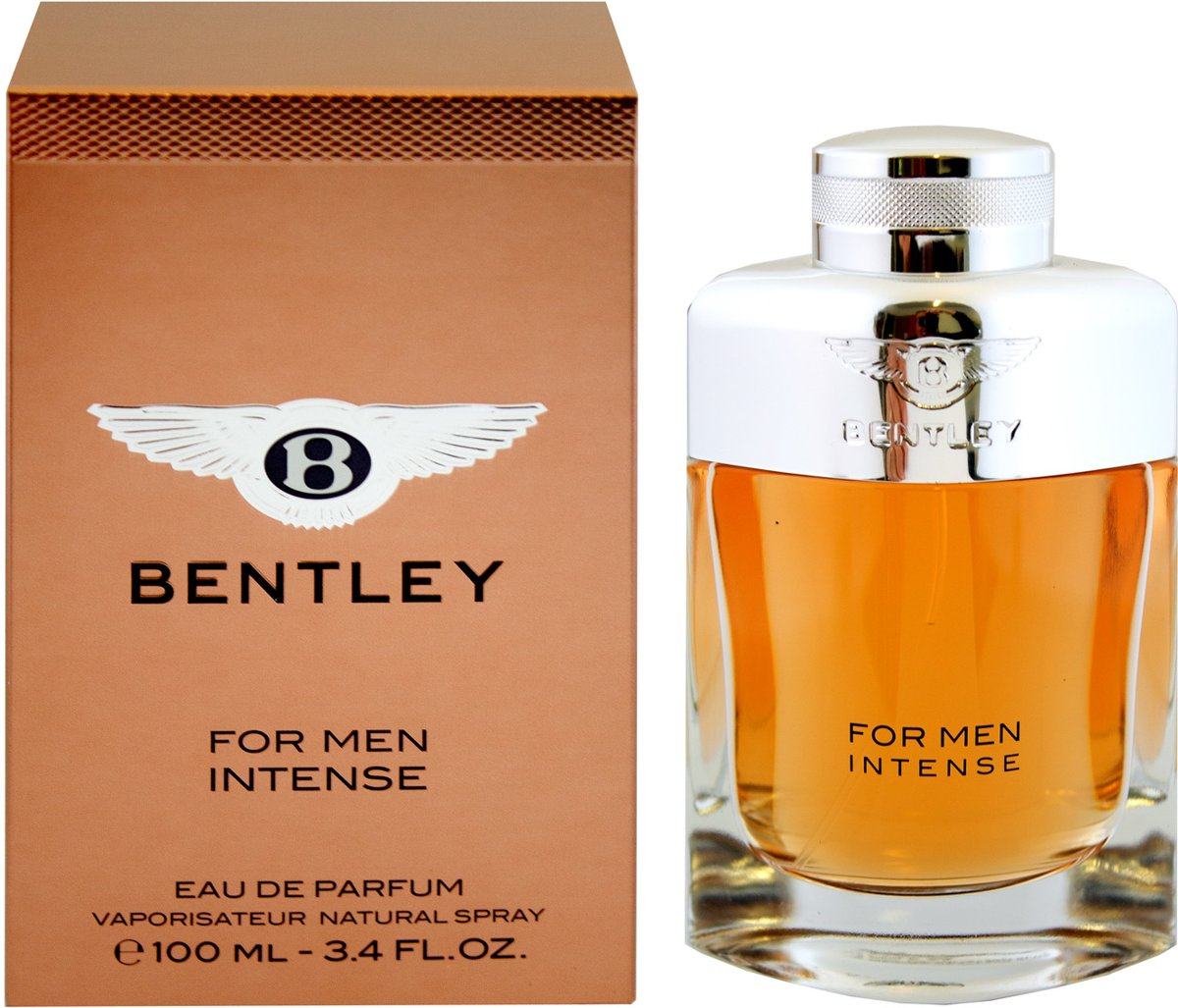 Bentley Intense 100 ml - Eau de Parfum - Herenparfum