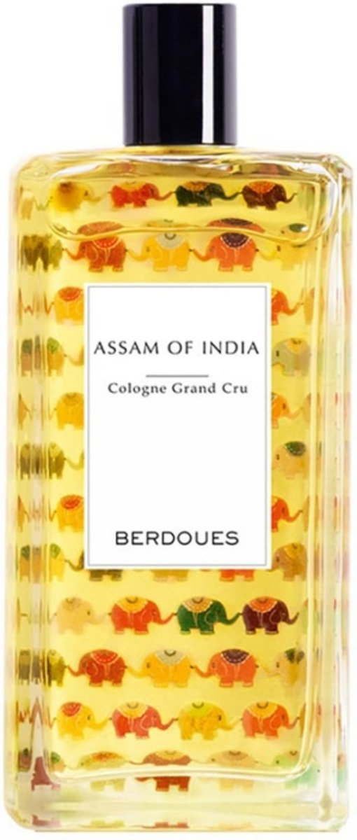 Berdoues Assam of India Eau de Parfum Spray 100 ml
