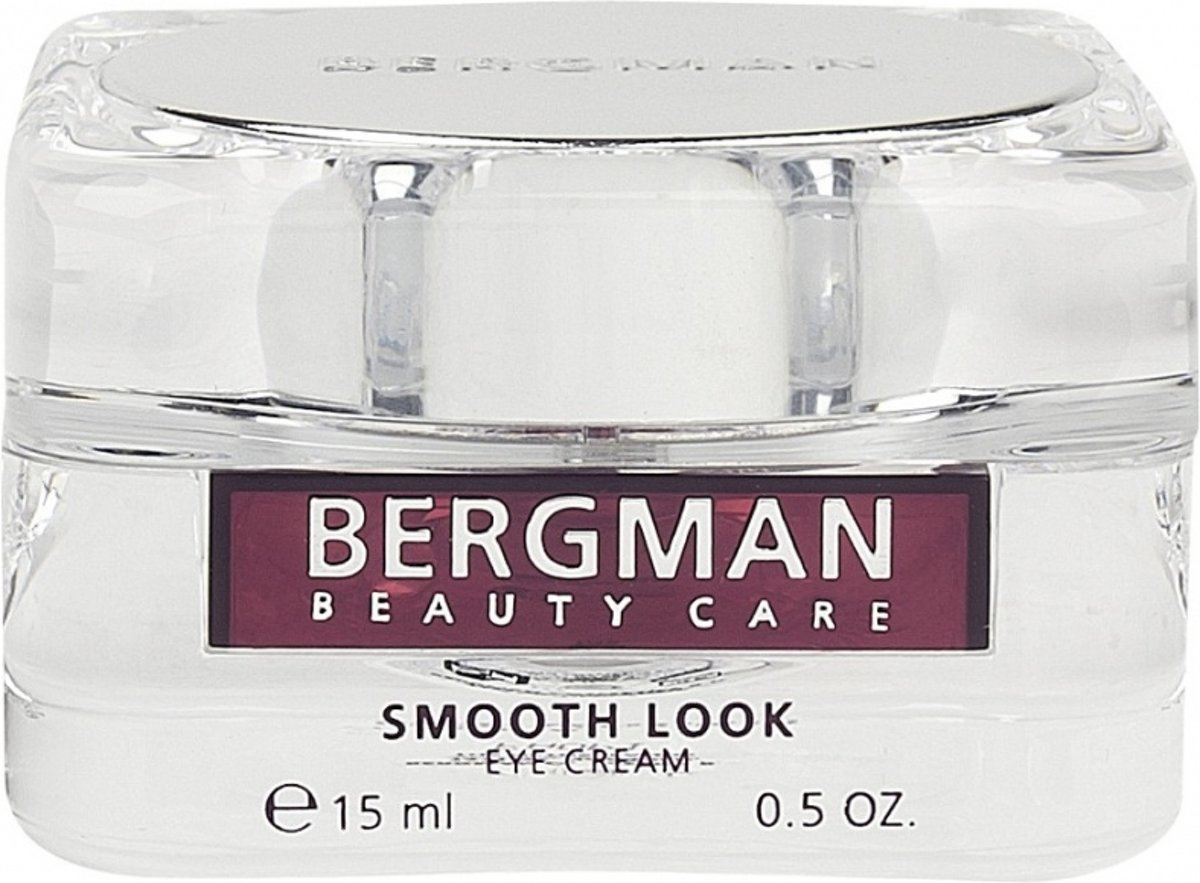 Bergman Skin Care Smooth Look Oogverzorging 15 ml