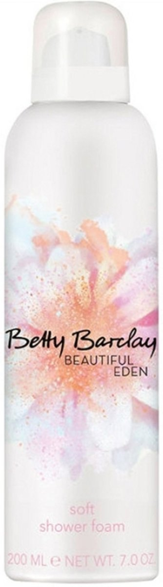 Betty Barclay Beautiful Eden Doucheschuim 200 ml