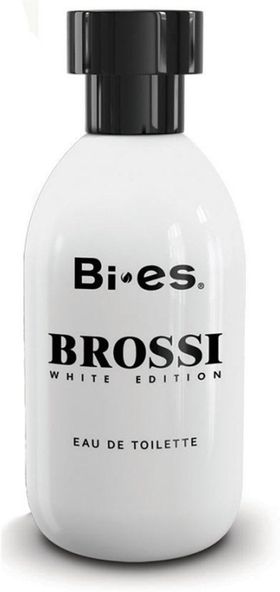 Bi.es Brossi White Edition Eau de Toilette 100 ml