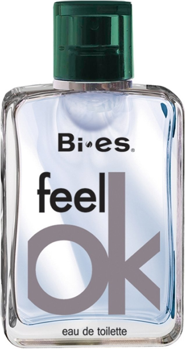 Bi.es Feel Ok Eau de Toilette Spray 100 ml