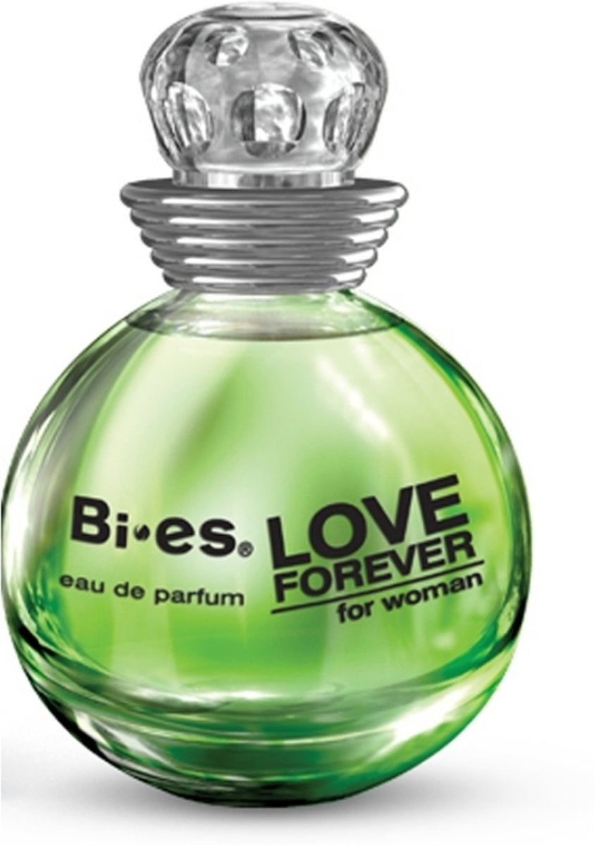 Bi.es Love For Ever Green Eau de Parfum Spray 100 ml