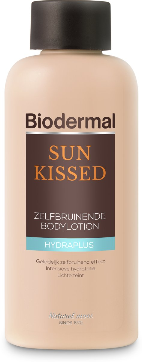 Biodermal Sun Kissed body - 200 ml - Zelfbriuner