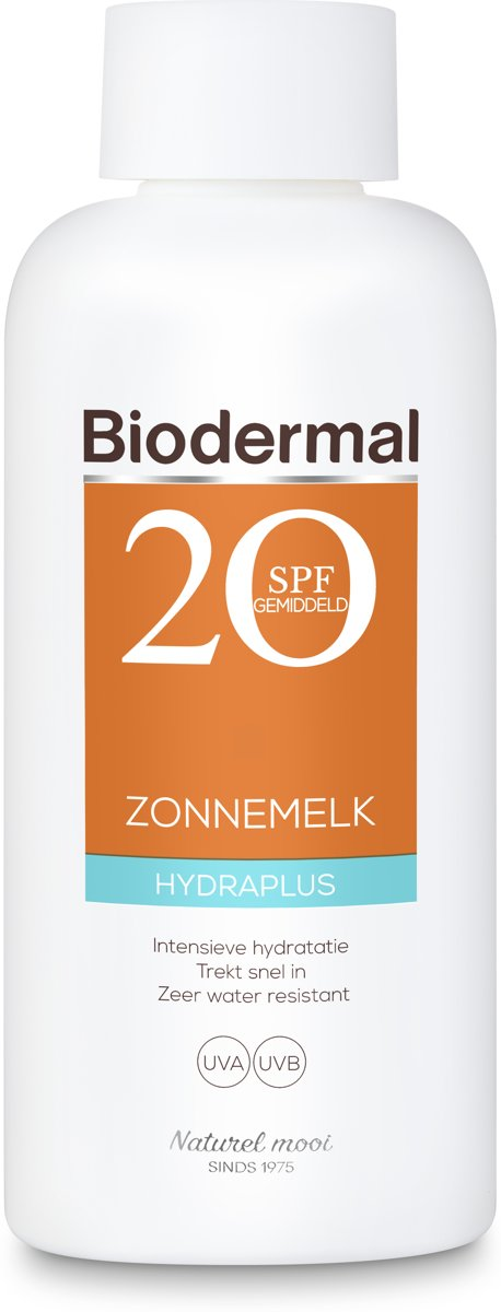 Biodermal Zonnebrand parfums