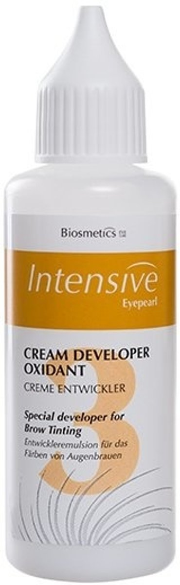 Cream developer oxidant 50ml