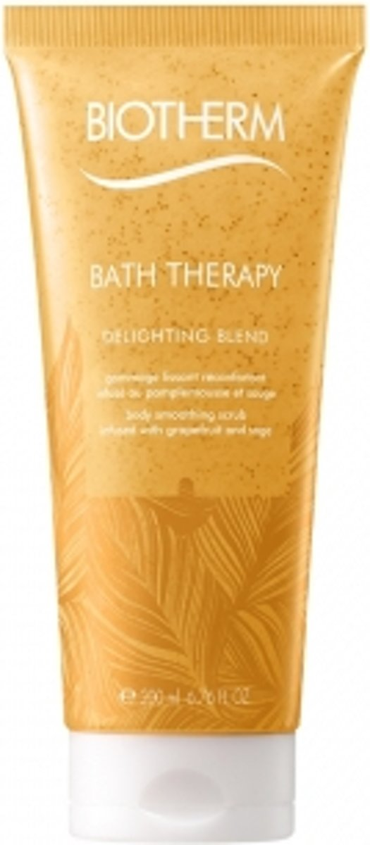 Biotherm Bath Therapy Delighting Blend Scrub Bodyscrub 200 ml