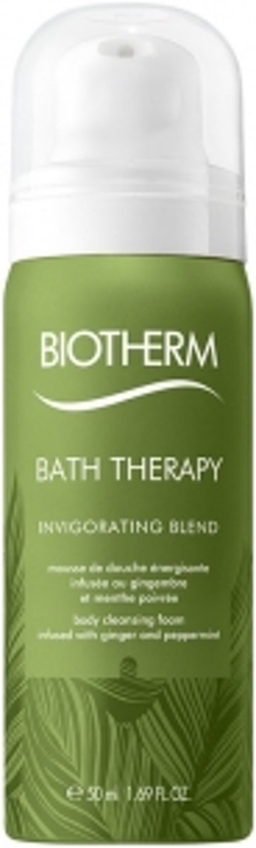 Biotherm Bath Therapy Invigorating Blend Doucheschuim 50 ml