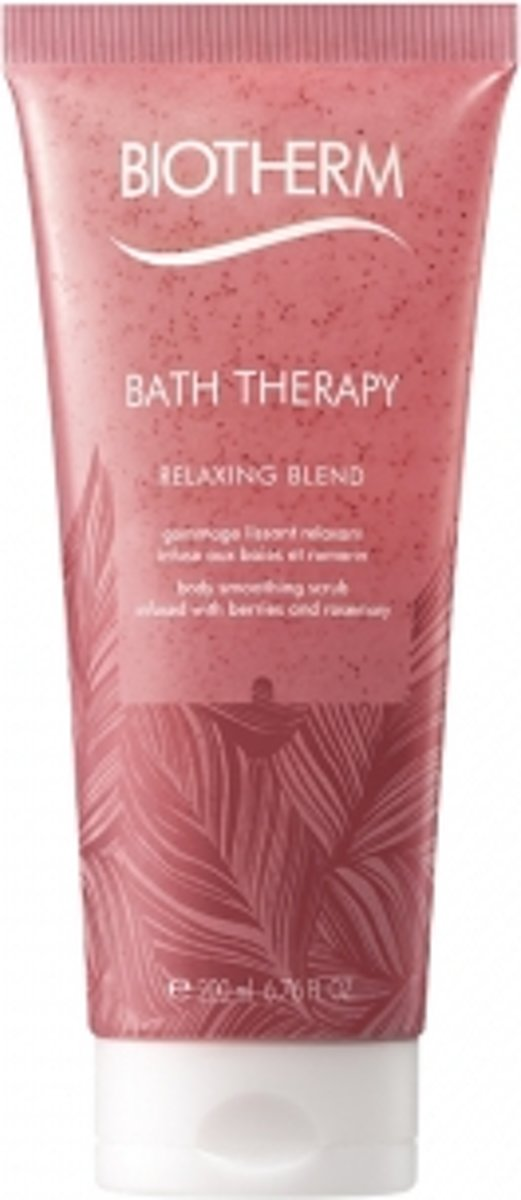 Biotherm Bath Therapy Relaxing Blend Bodyscrub 200 ml