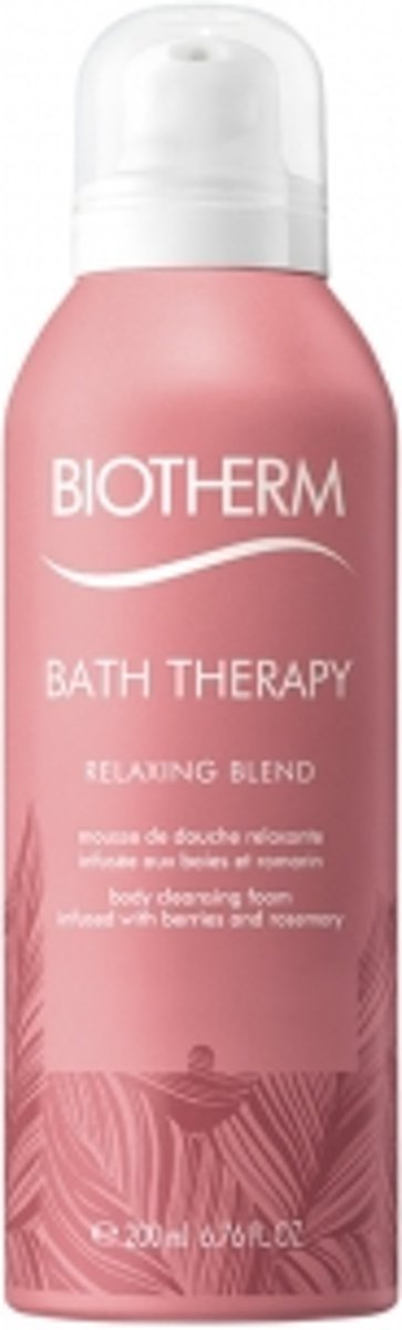 Biotherm Bath Therapy Relaxing Blend Doucheschuim 200 ml