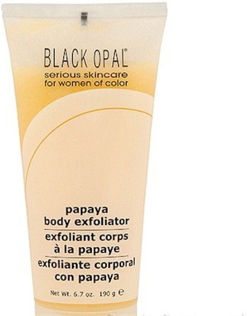 Black Opal Papaya Body Exfoliator