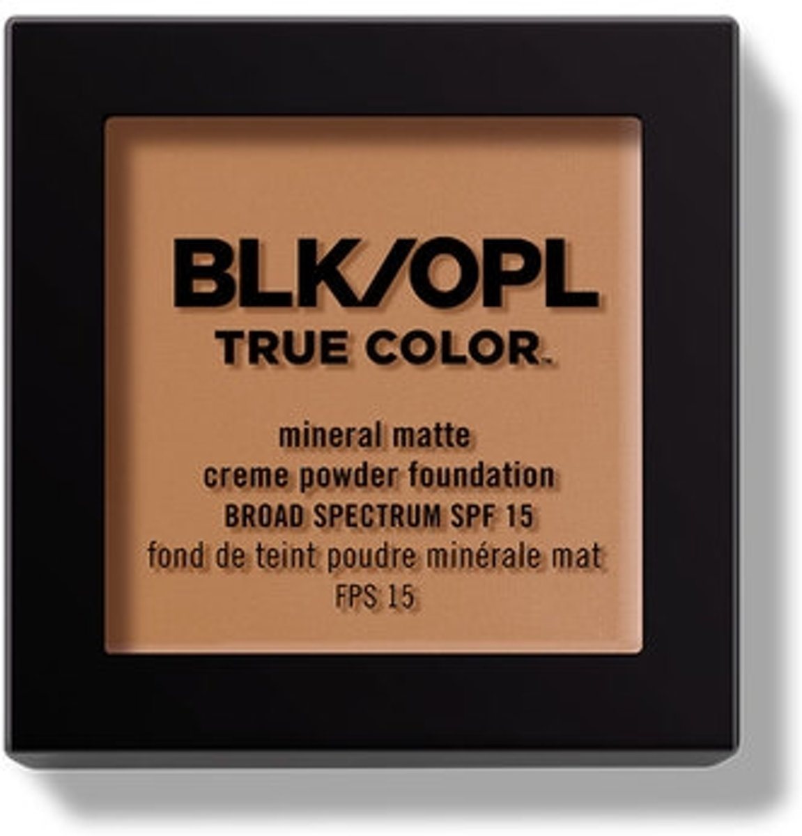 Black Opal True Color Mineral Matte Creme to Powder Foundation
