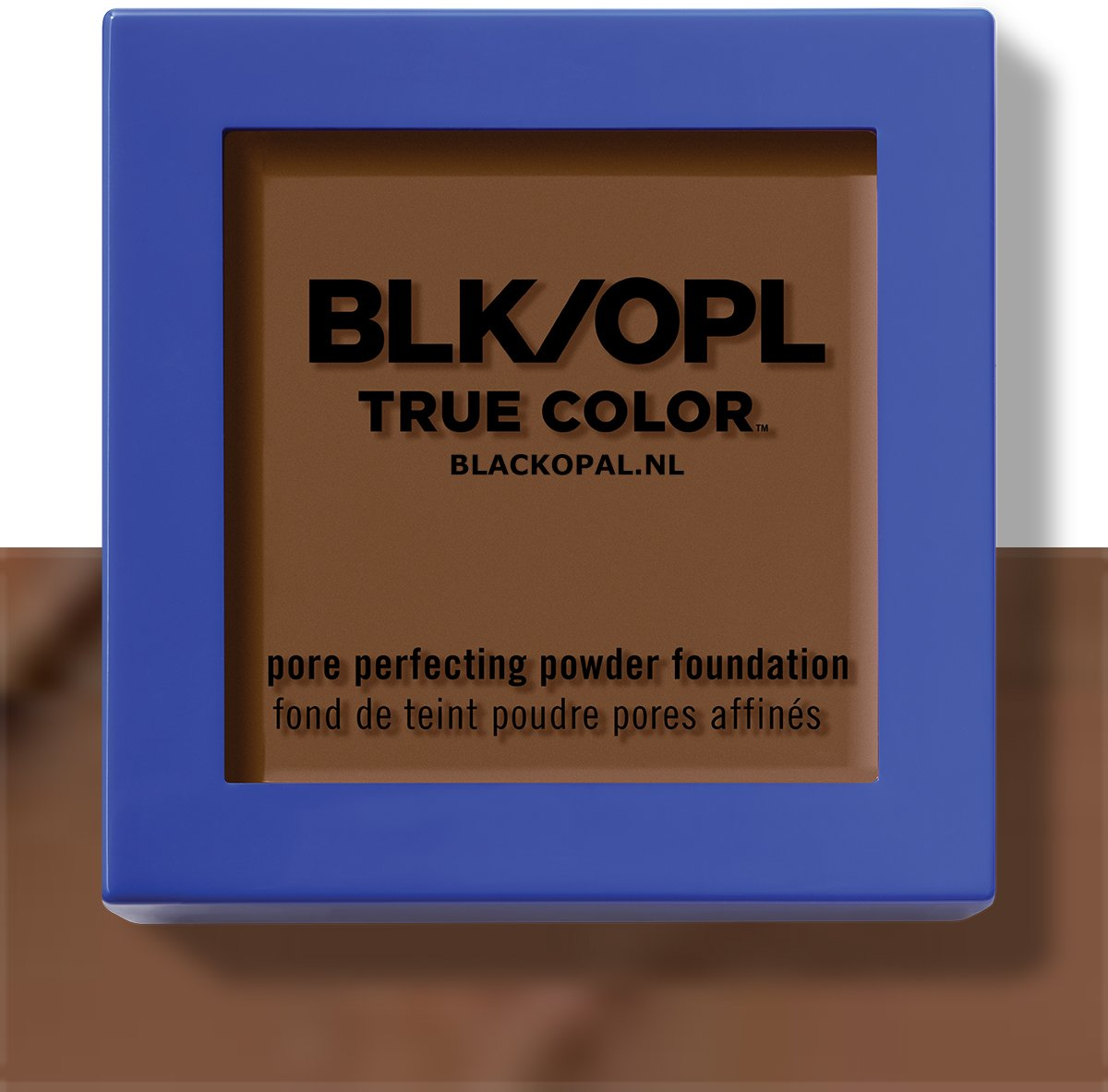 Black Opal True Color Pore Perfecting Powder Foundation – Beautiful Bronze  (460) – met Shade ID