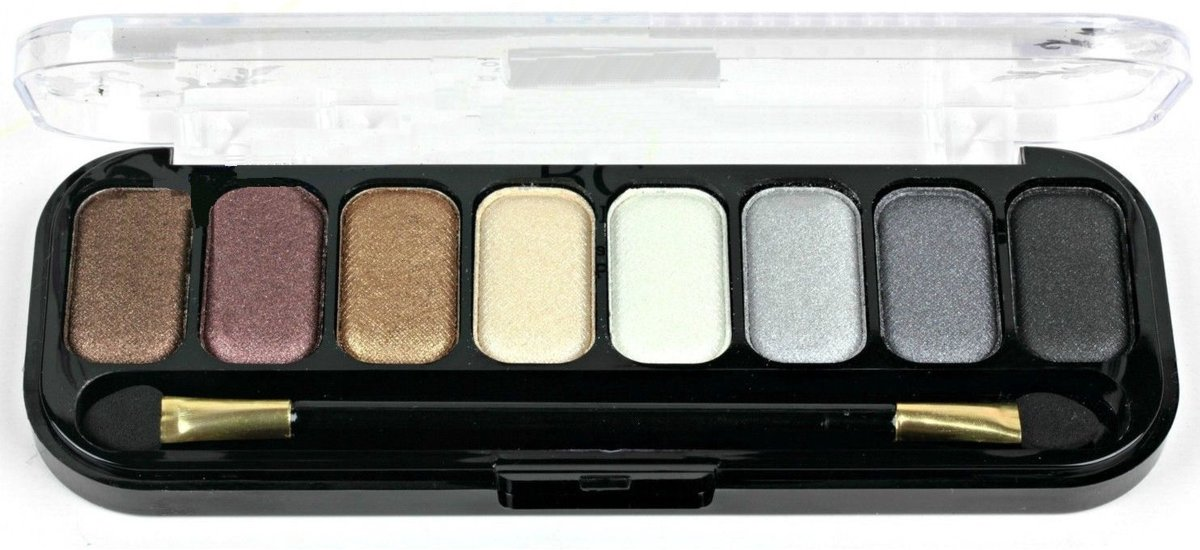 Body Collection Oogschaduw Palettes - 8 kleuren