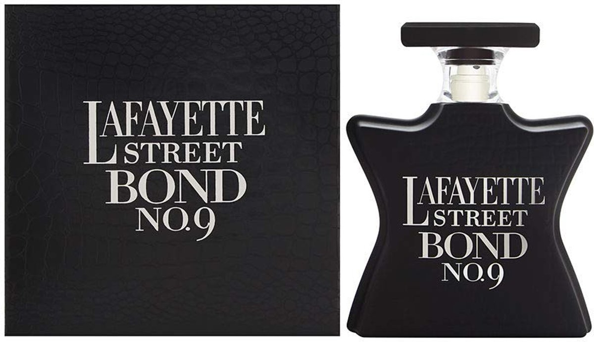 Bond No. 9 Lafayette Street eau de parfum spray 100 ml