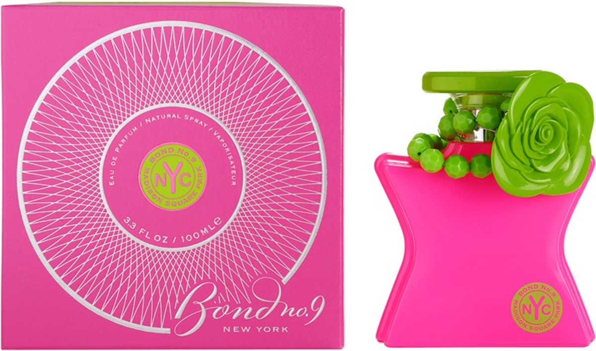 Bond No. 9 Madison Square Woman - 100 ml - Eau de Parfum