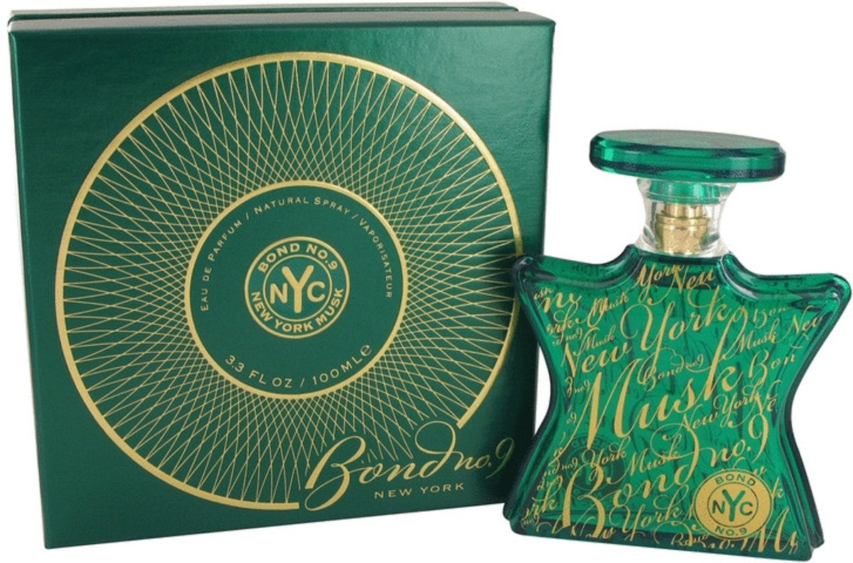 Bond No9 New York Musk - 100ml - Eau de parfum