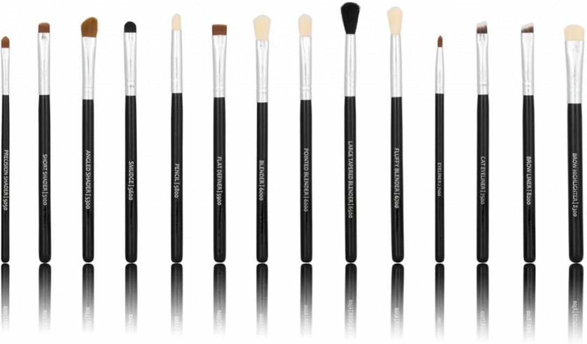Boozy Cosmetics 14 pc Deluxe Eye Set