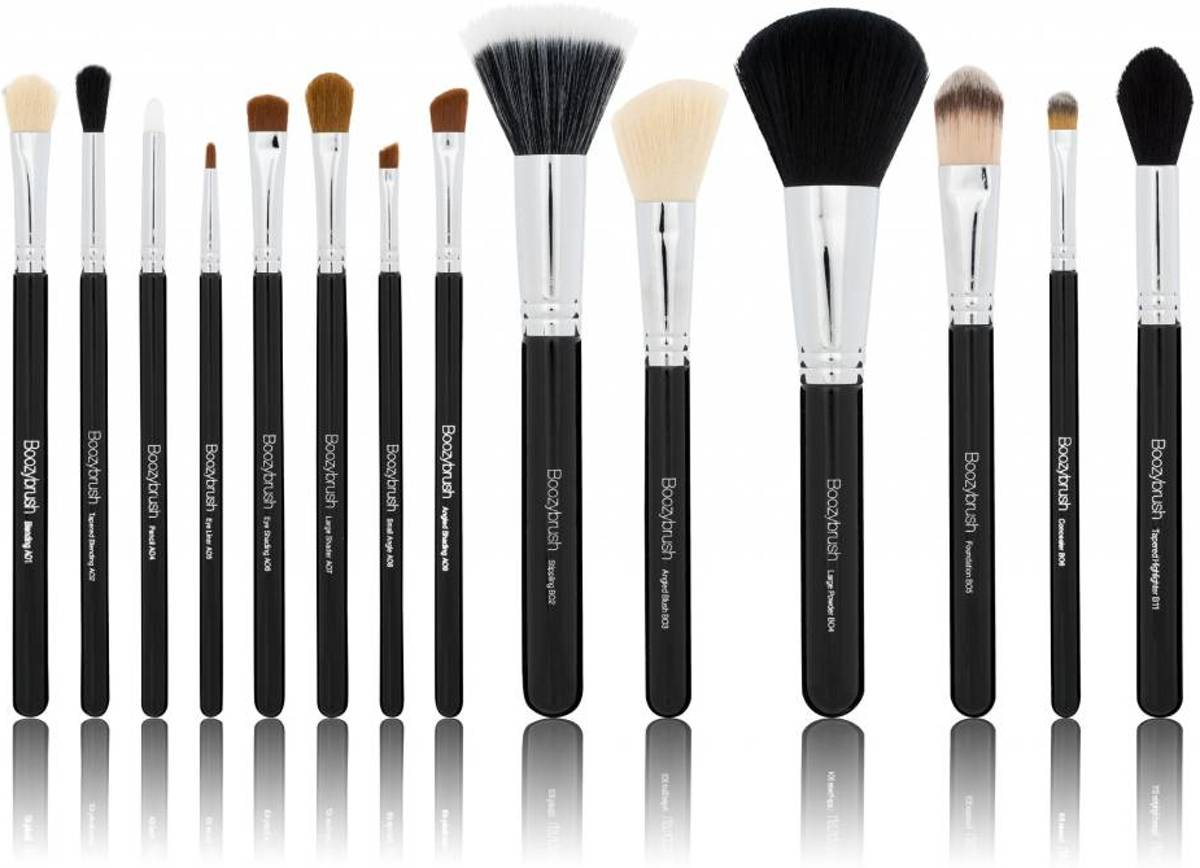 Boozy Cosmetics � Classic 14 pc Brush Set