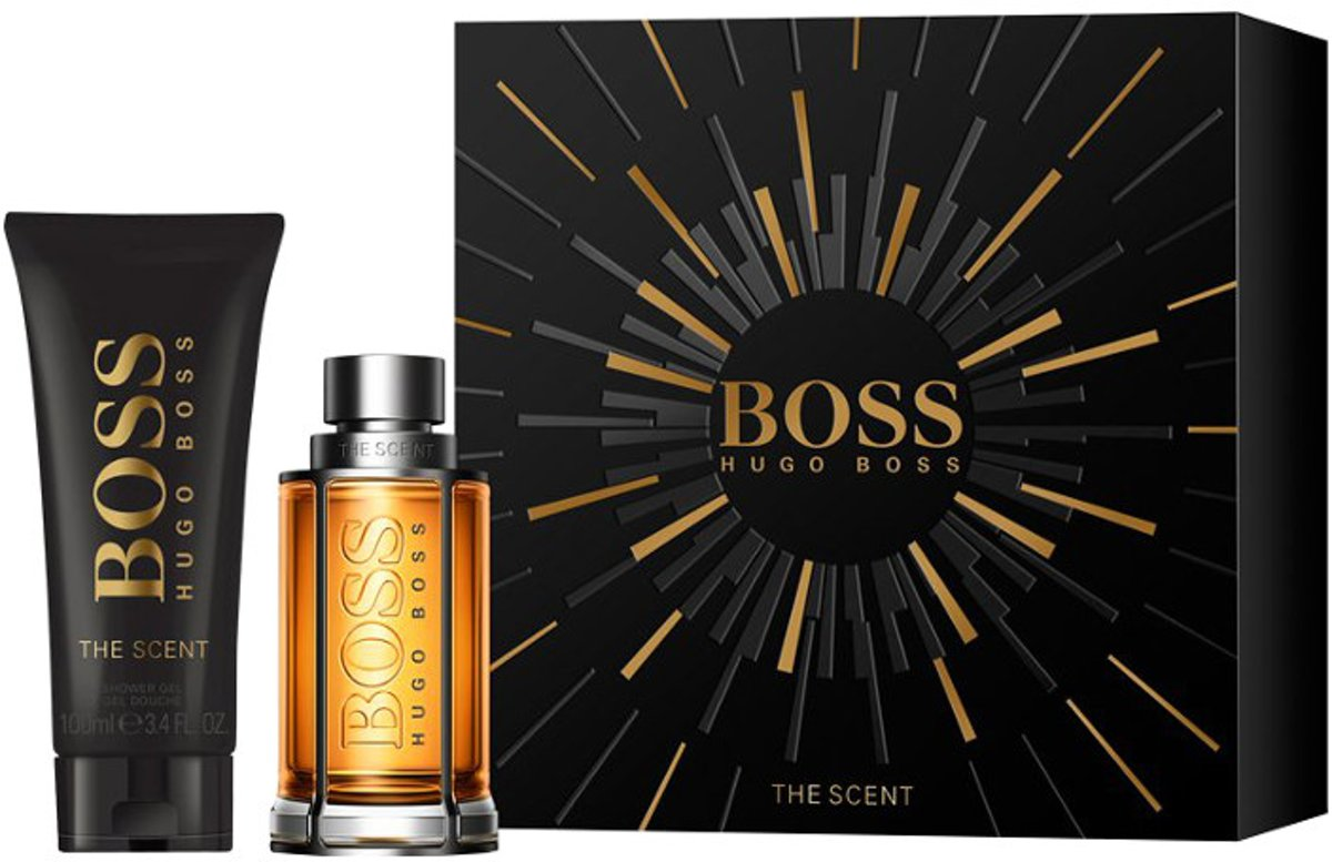 Hugo Boss Boss The Scent Giftset 150ml