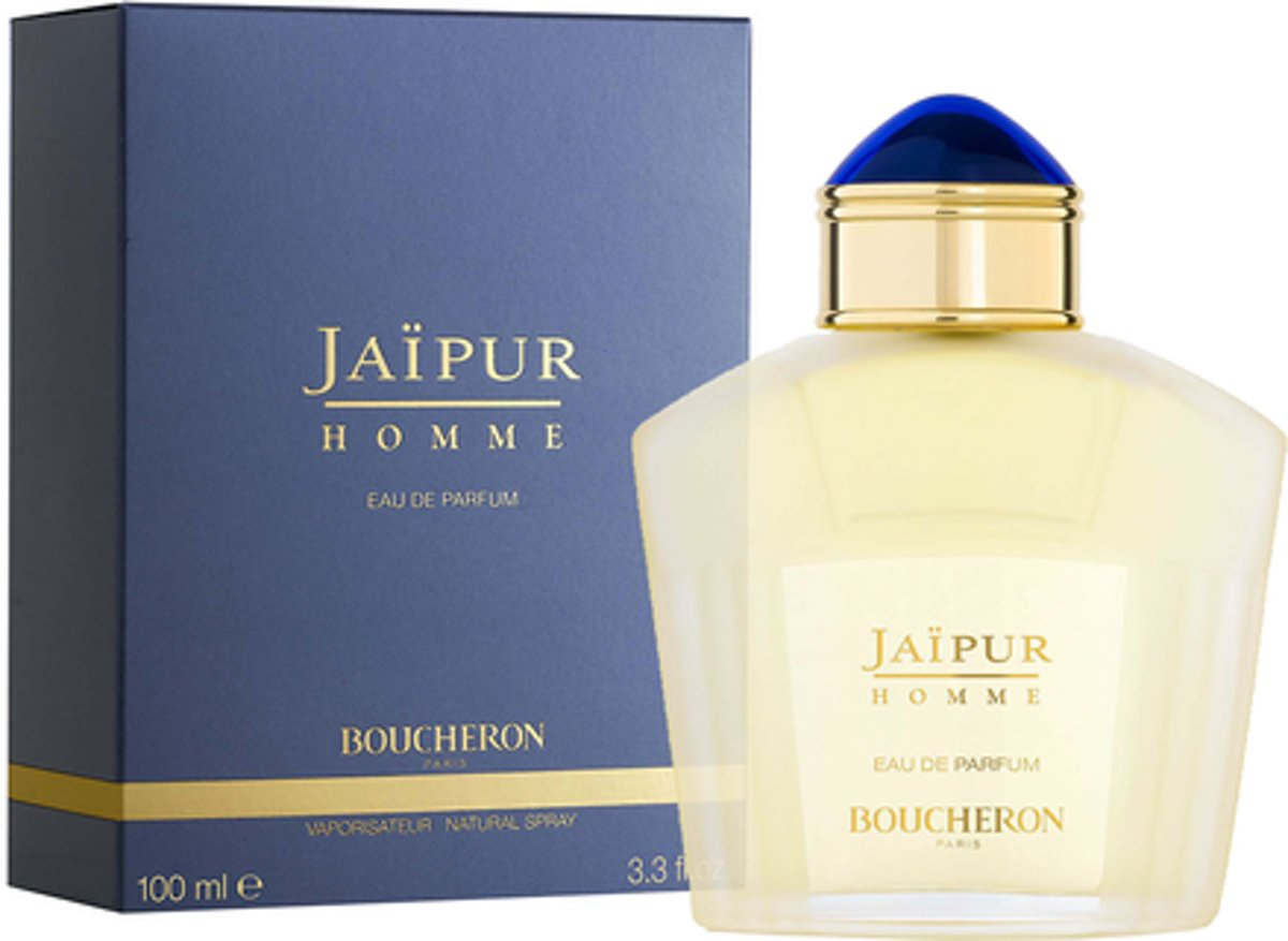 Boucheron Homme Eau De Perfume Spray 100ml Set 3 Pieces 2019