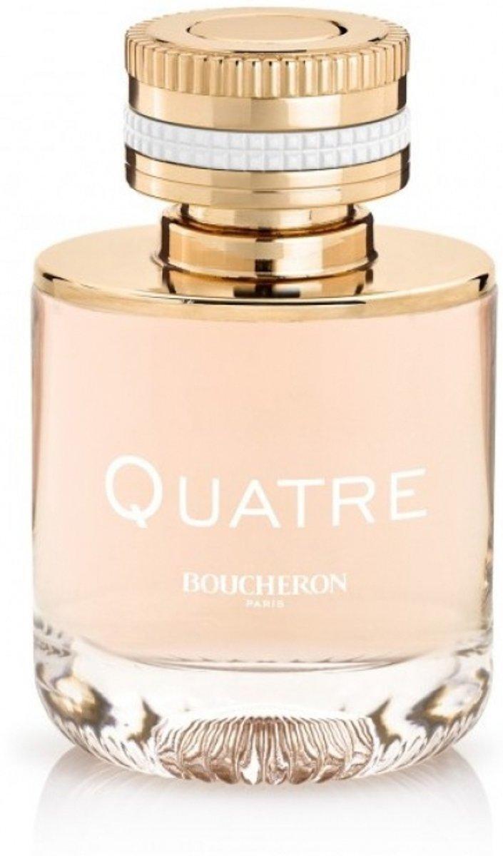 Boucheron Quatre 100 ml Eau De Parfum Damesparfum