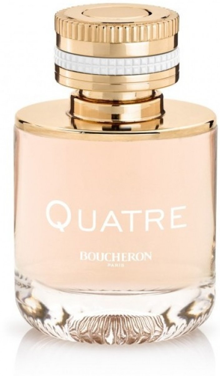 Boucheron Quatre Women Spray - 50 ml - Eau De Parfum