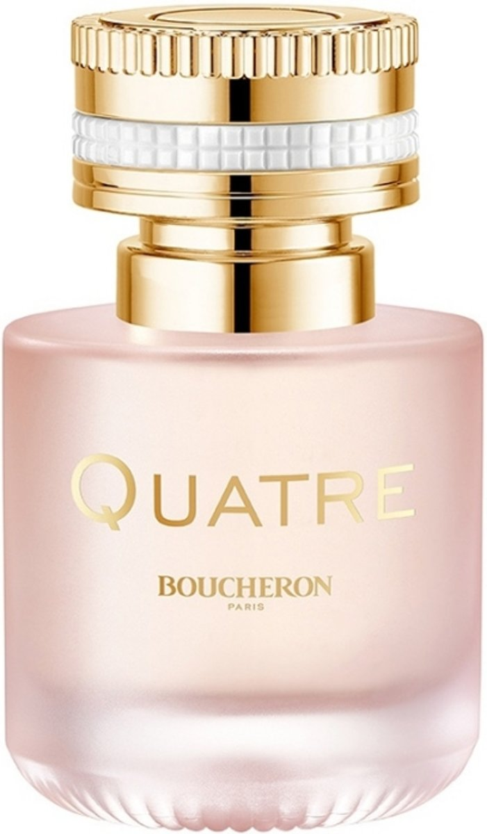 Boucheron Quatre en Rose Eau de Parfum Spray 50 ml