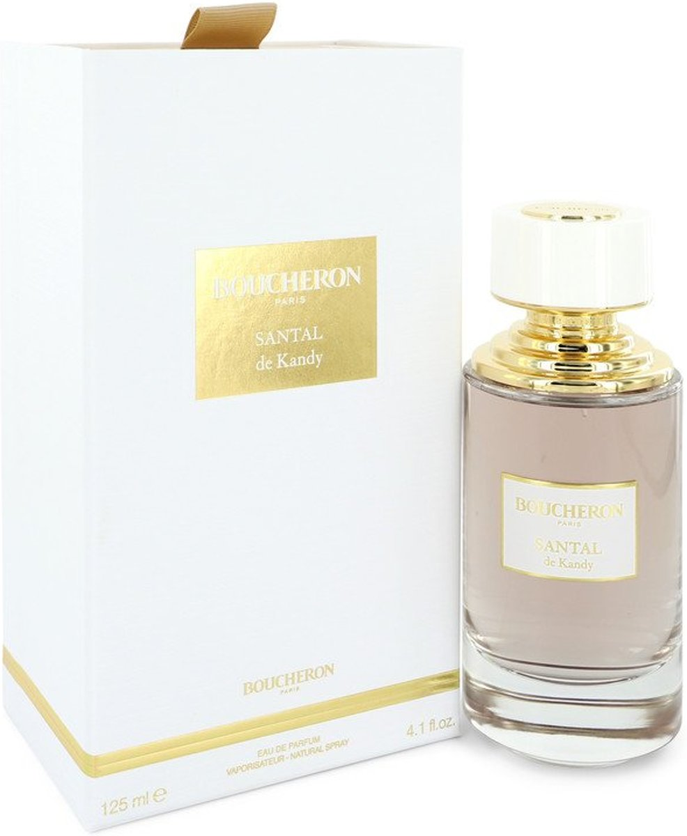 Boucheron Santal De Kandy - Eau de parfum spray - 125 ml