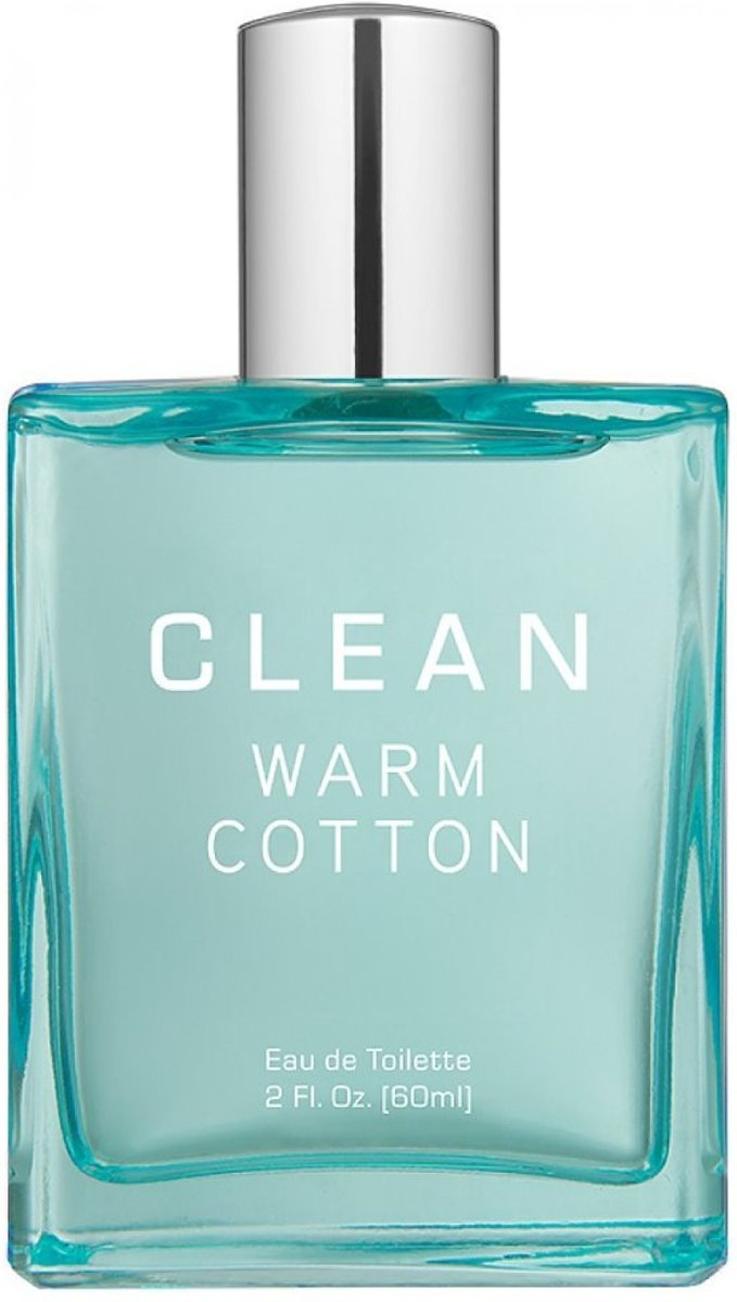 Clean Warm Cotton Eau De Toilette 60Ml