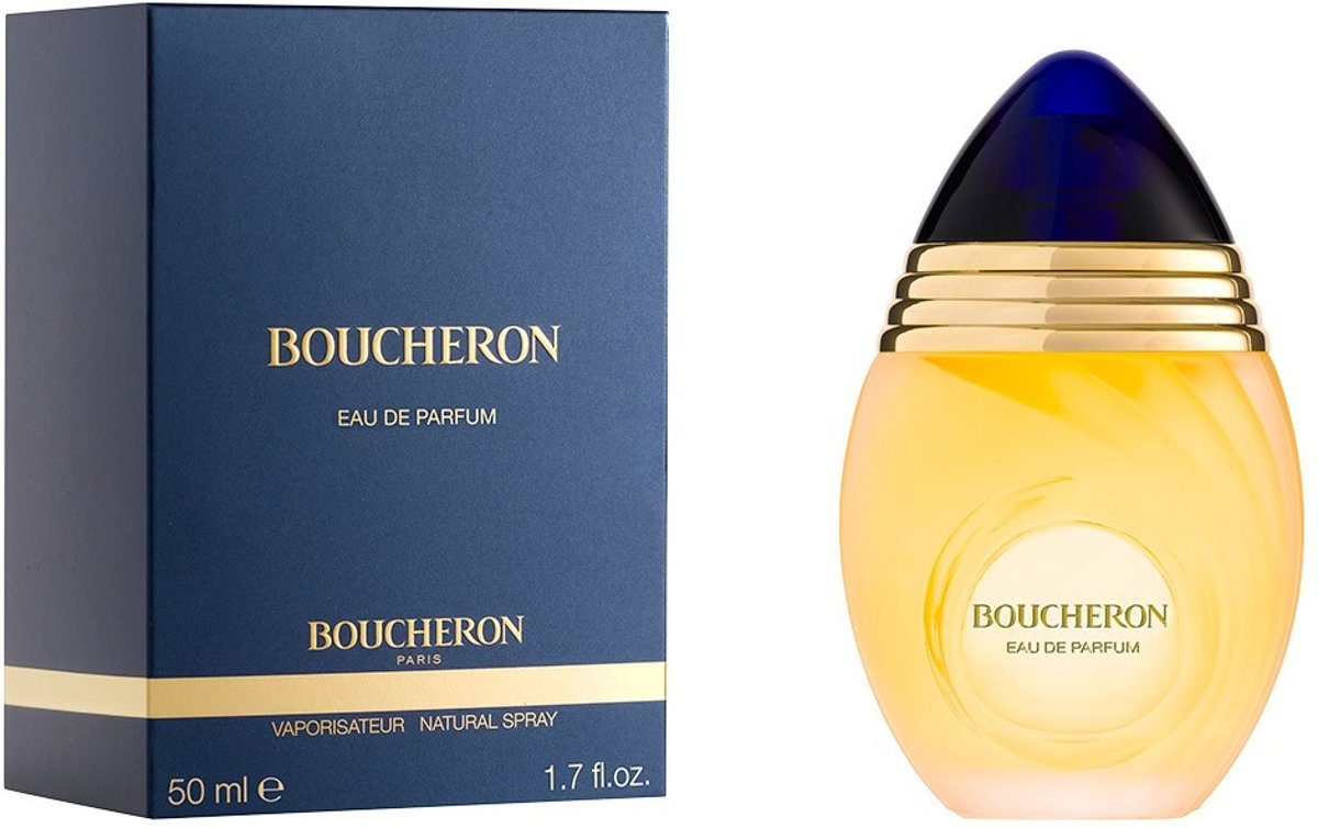 MULTI BUNDEL 2 stuks BOUCHERON Eau de Perfume Spray 50 ml
