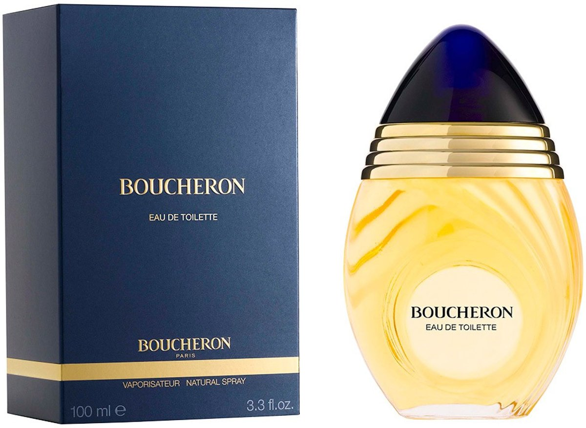 MULTI BUNDEL 2 stuks BOUCHERON Eau de Toilette Spray 100 ml