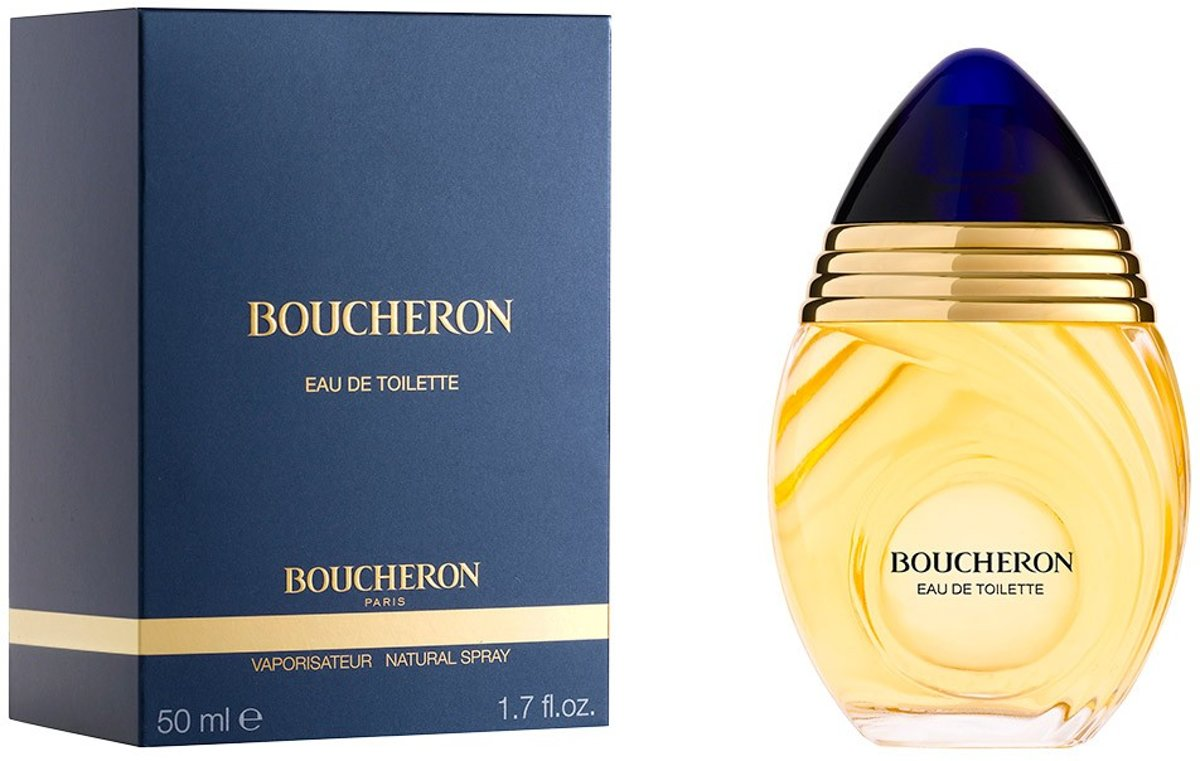 MULTI BUNDEL 2 stuks BOUCHERON Eau de Toilette Spray 50 ml