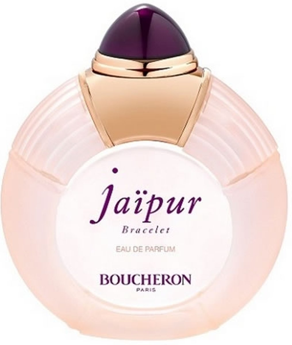 MULTI BUNDEL 2 stuks Boucheron Jaipur Bracelet Eau De Perfume Spray 100ml