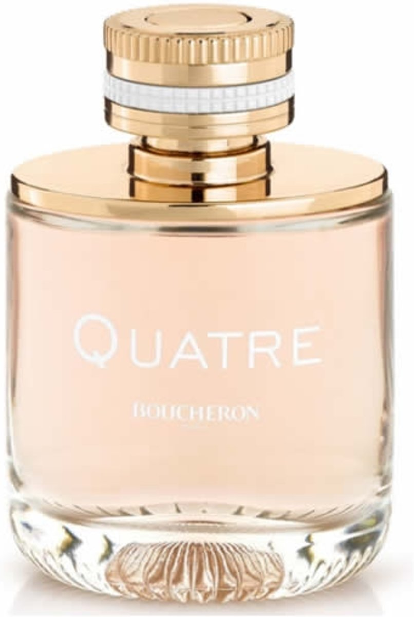 MULTI BUNDEL 2 stuks Boucheron Quatre Eau De Perfume Spray 100ml