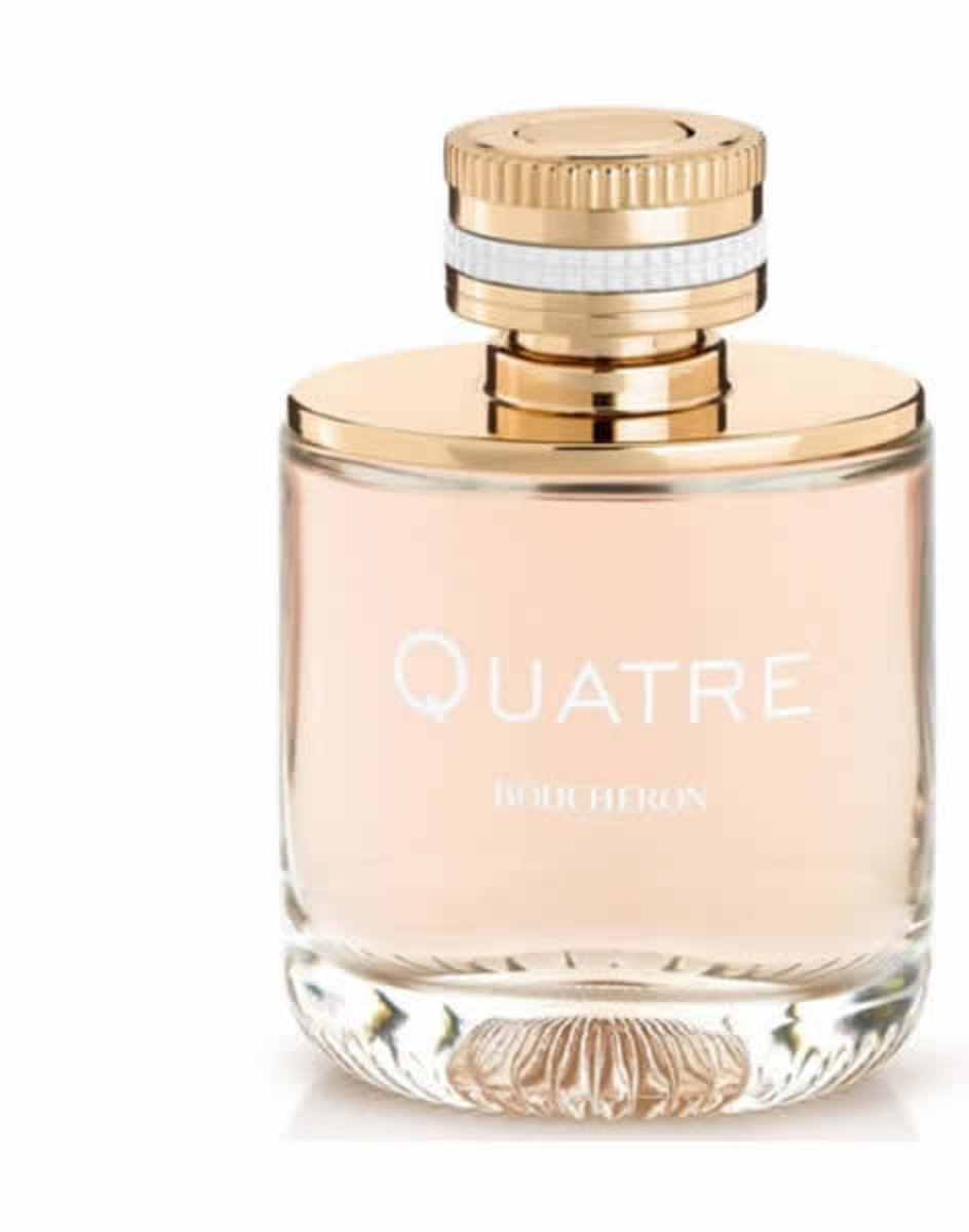 MULTI BUNDEL 3 stuks Boucheron Quatre Eau De Perfume Spray 50ml