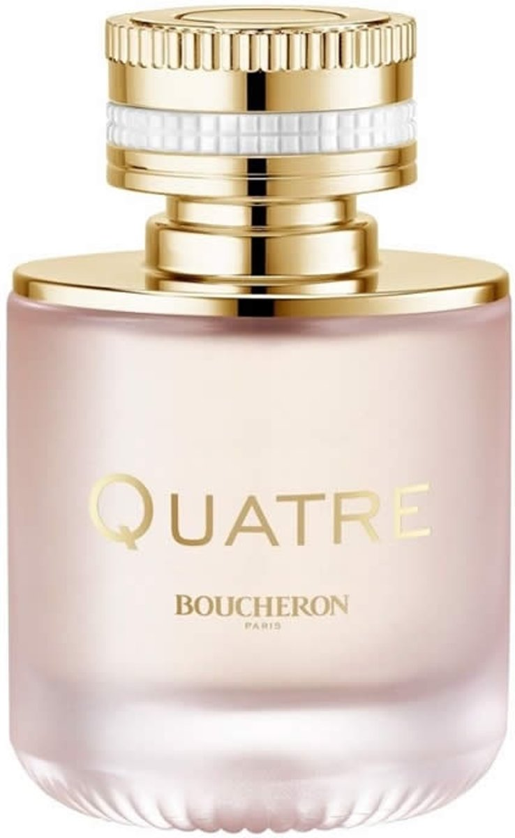 MULTI BUNDEL 3 stuks Boucheron Quatre En Rose Eau De Perfume Florale Spray 100ml