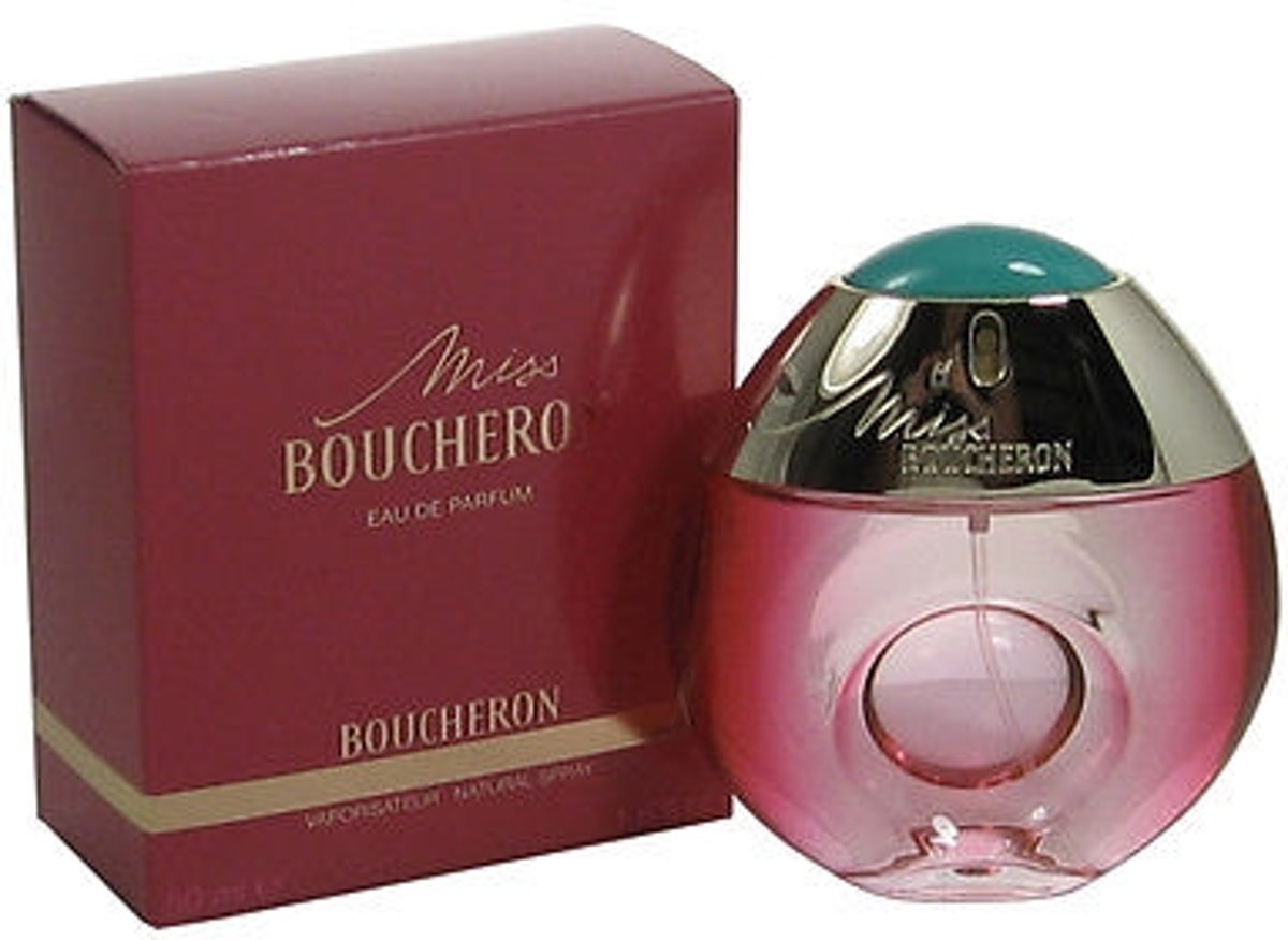 Miss Boucheron By Boucheron Eau De Parfum Refill 50 ml - Fragrances For Women