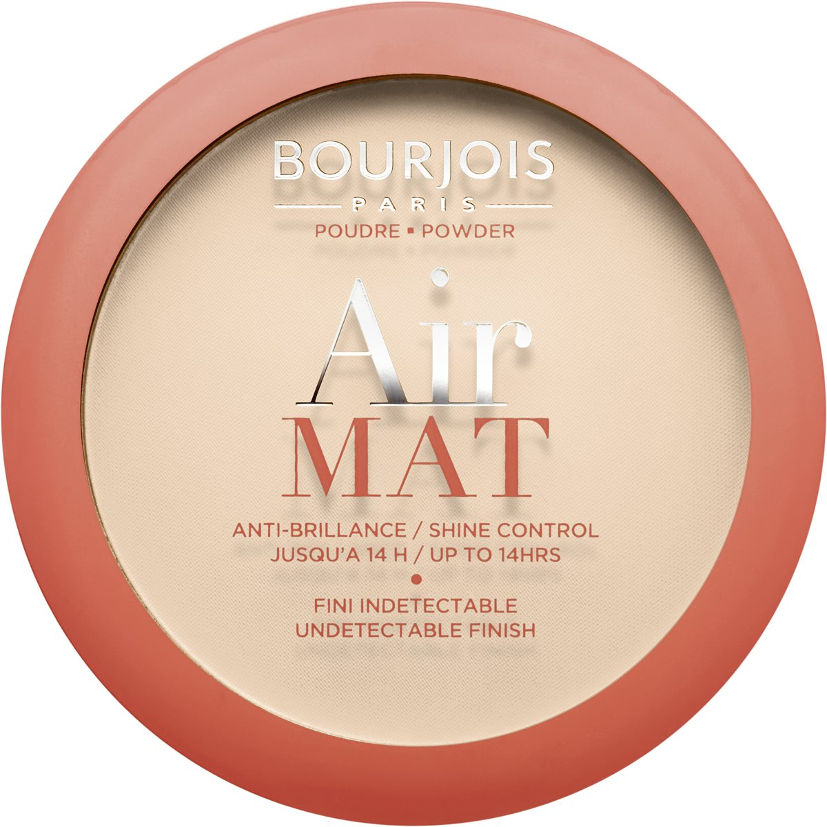 Bourjois Air Mat Poeder - 1 Rose Ivory