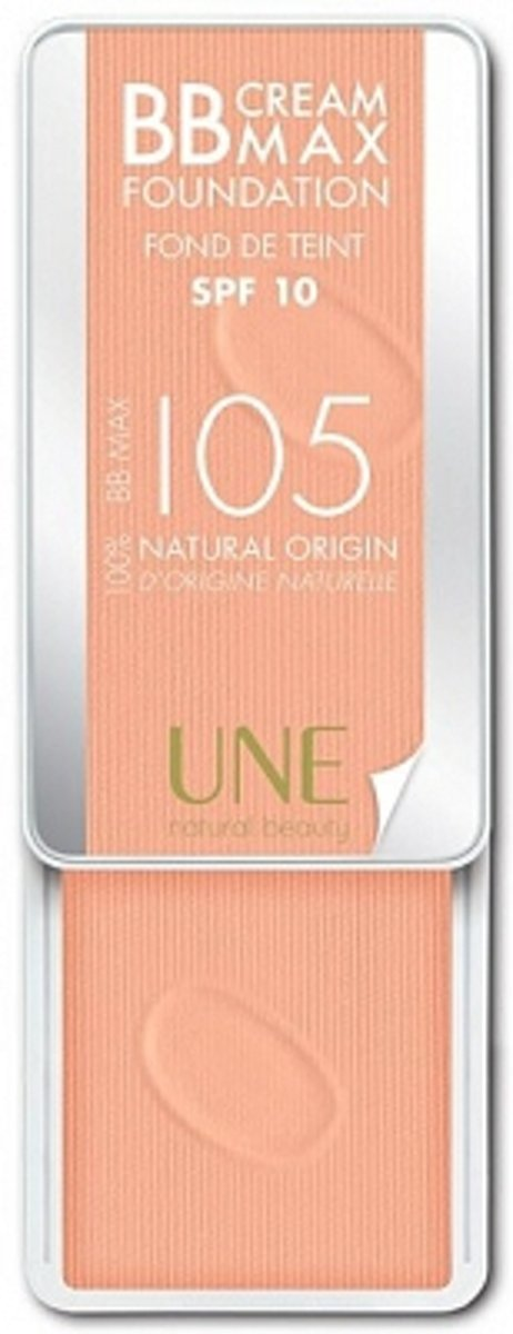 Bourjois Bb Cream Max Foundation I05 Spf 10 Natural Origin