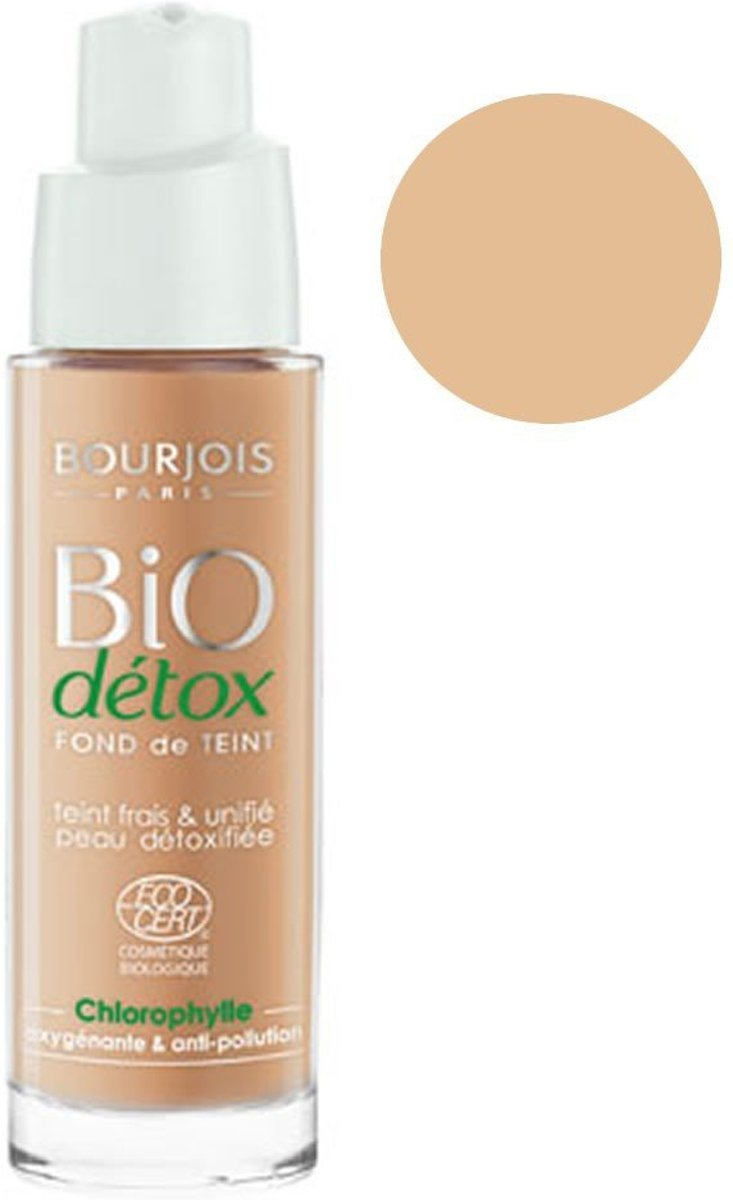 Bourjois Bio Détox Organic Foundation