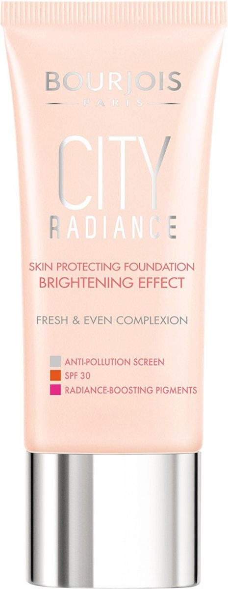 Bourjois City Radiance Foundation - 34 Beige
