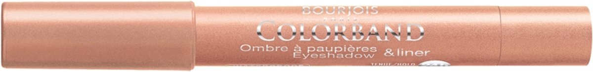 Bourjois Color Bands - 04 Rose Fauviste - Oogschaduw