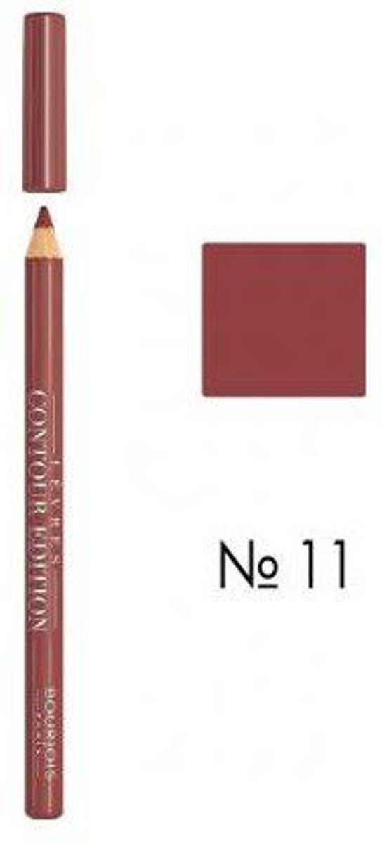 Bourjois Contour Edition Lippotlood 11 Funky Brown