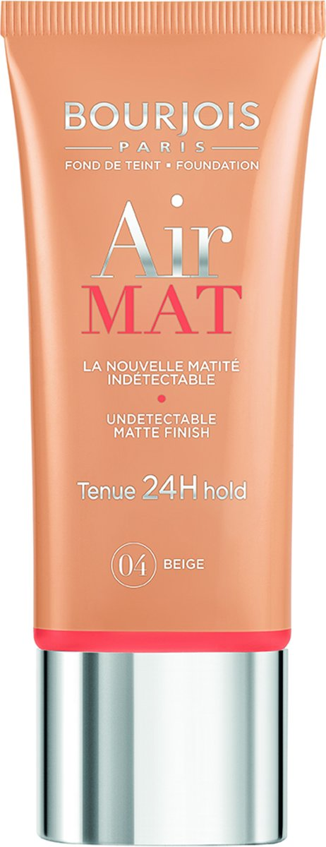 Bourjois Fond De Teint Air Mat 24H Foundation - 04 Beige