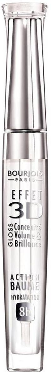 Bourjois Gloss Effect 3D Lipgloss - 18 Transparent Oniric