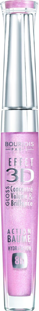 Bourjois Gloss Effect 3D Lipgloss - 29 Rose Charismatic
