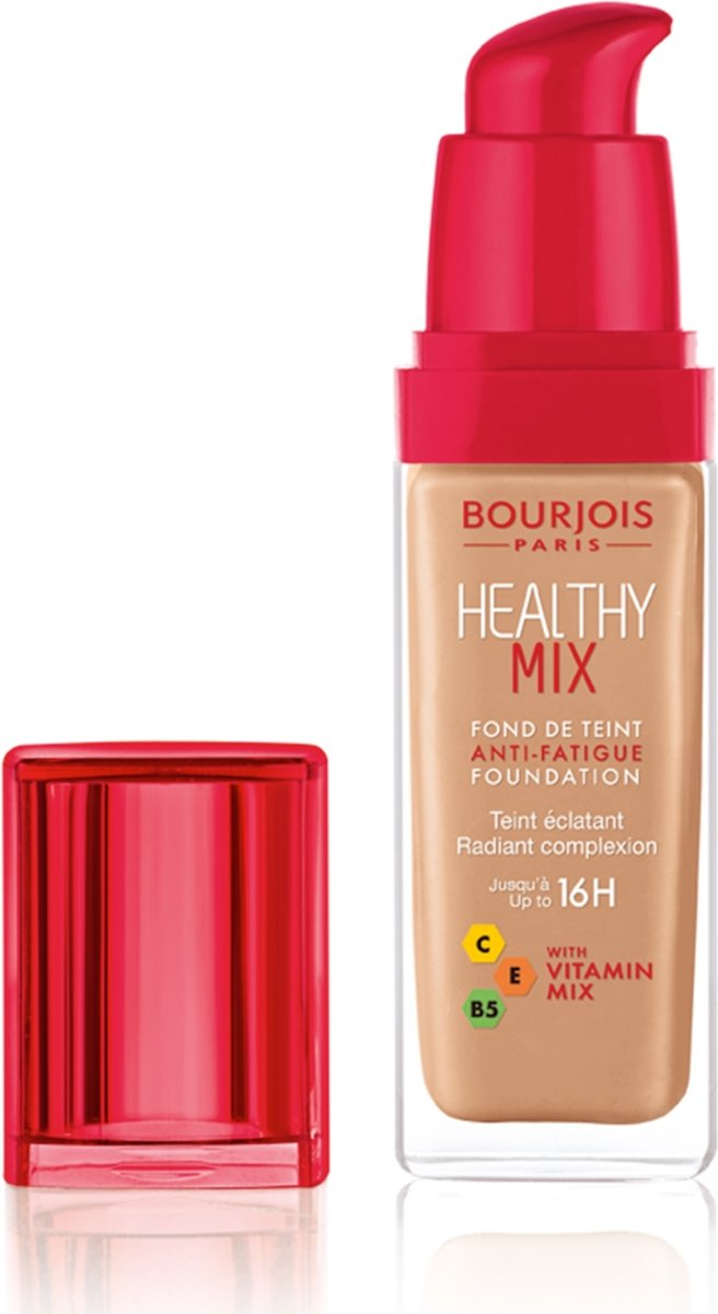 Bourjois Healthy Mix Foundation - 55 Dark Beige
