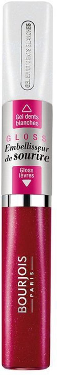 Bourjois Smile Enhancing Lipgloss - 05 Framboise Hollywood